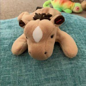 Other - Derby RARE RETIRED beanie baby